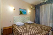 жилье двухместные номера на Азовском море